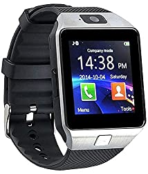Memore Smart Watch Silver-Black