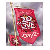 20th L'Anniversary LIVE-Day2-(Blu-ray Disc)