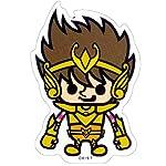 聖闘士星矢×パンソンワークス《セイヤゴールド》ミニステッカー☆ジャンプアニメキャラクターグッズ通販☆
