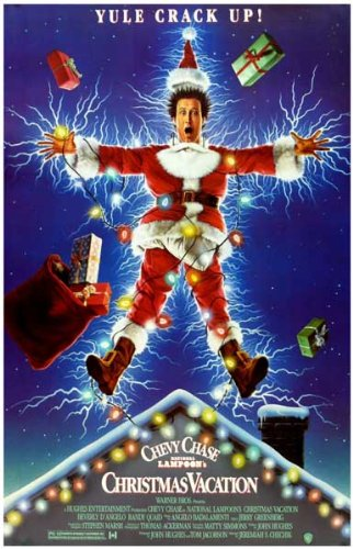 National Lampoon's Christmas Vacation (1990) - 11 x 17  - Style A