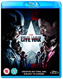 Captain America: Civil War [Blu-ray] [2016] only �15.99 on Amazon