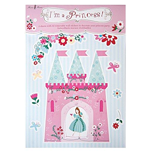 MERI MERI I'm a Princess Wall Stickers
