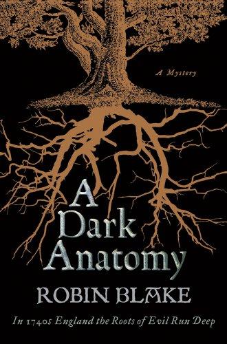 Image of A Dark Anatomy: A Mystery (Cragg & Fidelis Mysteries)