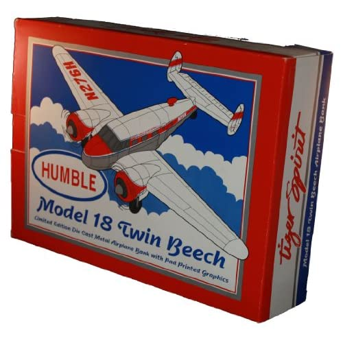 Liberty Classics by SpecCast - Tiger Spirit Humble Model 18 Twin Beech
