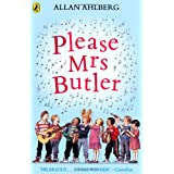 Please Mrs Butler: Verses (Puffin Books)by Allan Ahlberg