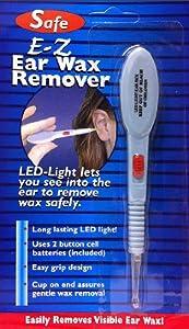 EZ Ear Wax Remover w/ LED Light