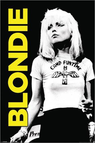 Poster Blondie - Camp Funtime - preiswerte Poster, XXL Wand Poster