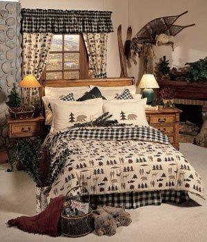 Northern Exposure 8 Pc King Comforter Set (Comforter, 1 Flat Sheet, 1 Fitted Sheet, 2 Pillow Cases, 2 Shams, 1 Bedskirt) Save Big On Bundling! front-1043759