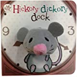 Little Learners Finger Puppet Book Hickory Dickory Dock