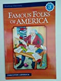 Famous Folks of America (Reading Discovery) Level 3 Grades 2 to 4