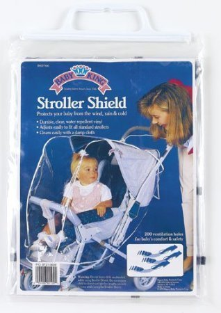 Stroller Shield Rain Cover, Wind Protector For Outdoors front-212485