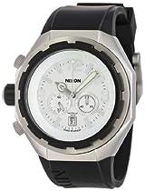 Nixon Steelcat Watch White, One Size