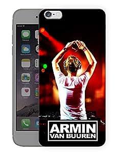 "Humor Gang Armin Van Buuren Love Printed Designer Mobile Back Cover For ""Apple Iphone 6 PLUS - 6S PLUS"" (3D, Matte, Premium Quality Snap On Case)"