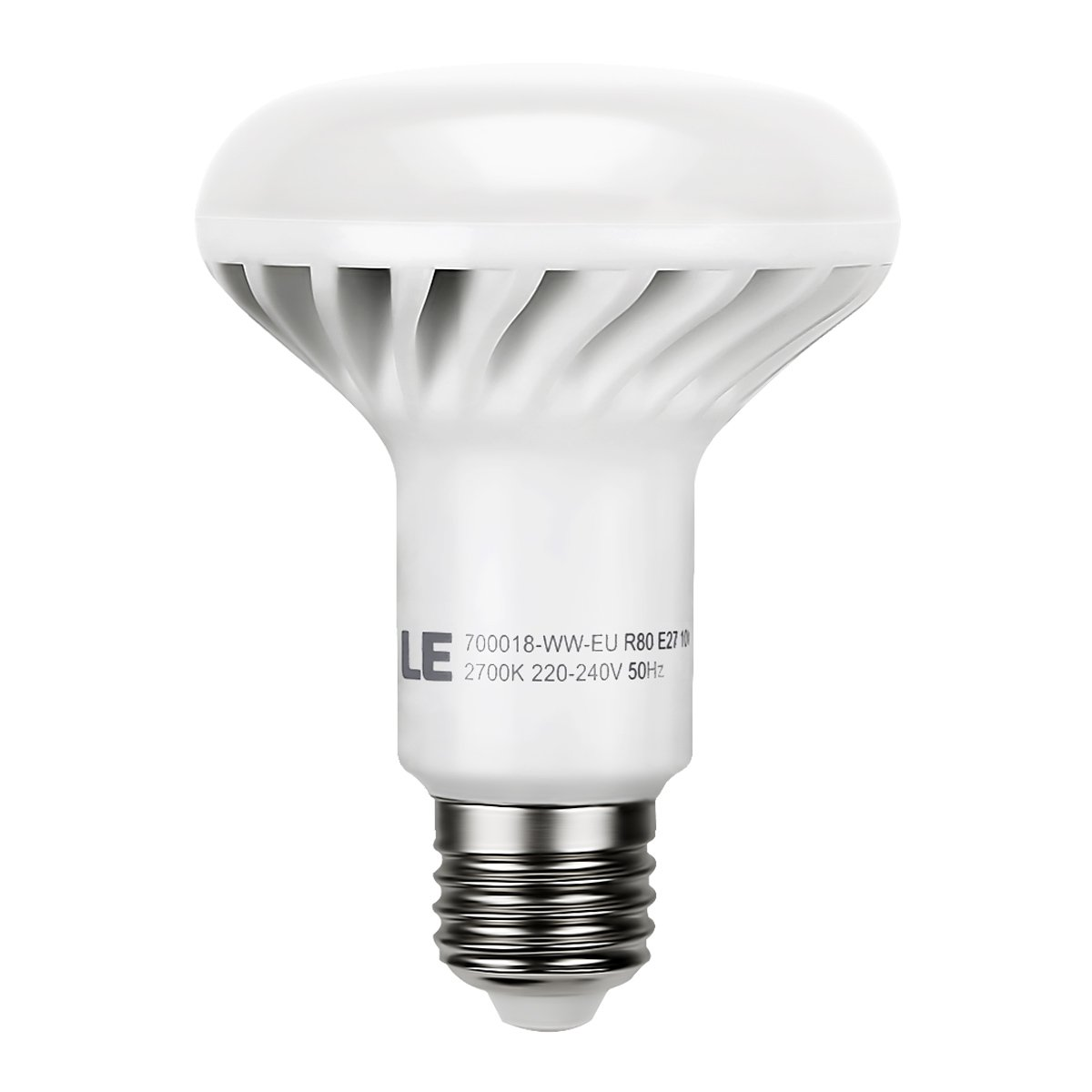 le 10w r80 e27 led bulbs 60w incandescent bulbs equivalent. Black Bedroom Furniture Sets. Home Design Ideas