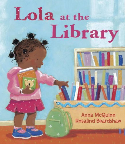 Lola at the Library (Picture Books African American compare prices)