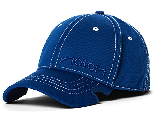 Notch Men's Classic Baseball Cap S/M Royal (Fitted Low Profile Tactical Hat compare prices)