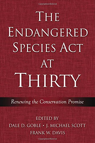 The Endangered Species Act at Thirty: Vol. 1: Renewing the Conservation Promise PDF