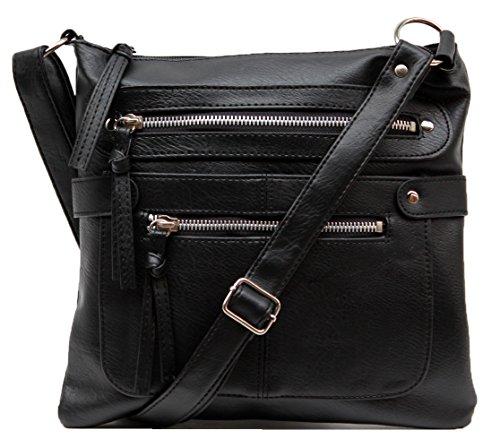 New Women Messenger Cross Body Handbag Ladies