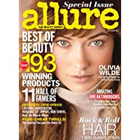 1-Year (12 Issues) of Allure Magazine Subscription