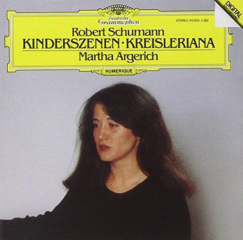Martha Argerich - Kinderszenen / Kreisleriana - Zortam Music
