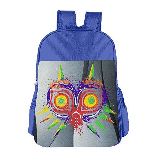 the-ancient-evil-kids-school-backpack-bag-royalblue