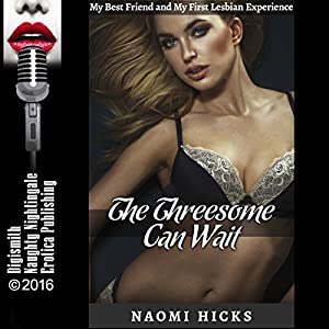The Threesome Can Wait Audiobook
