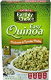 Natures Earthly Choice All Natural Organic Easy Quinoa, Mushroom and Vegetable Medley, 4.8 Ounce