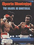 SI: Sports Illustrated June 30, 1980 Roberto Duran, Boxing, G
