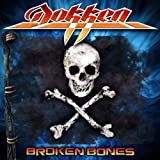 Broken Bones [CD/DVD Combo] [Deluxe Edition] by Frontiers Records (2012-01-01)