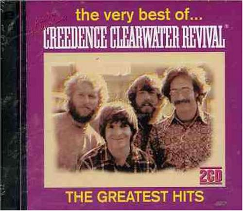 Creedence Clearwater Revival - the very best of ... (Vol. 1) - Zortam Music