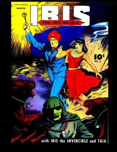 Ibis The Invincible #3: Man of Miracles and Master of Magic! (Master Comics Therrian compare prices)