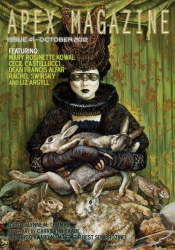 Apex Magazine - October 2012 cover