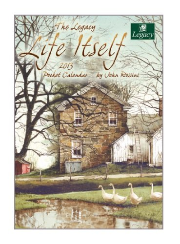 Cheap Legacy 2013 Pocket Calendar, Life Itself (PCL9575) (B0089K36BS)