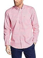 Cortefiel Camisa Hombre (GAMA ROJOS)