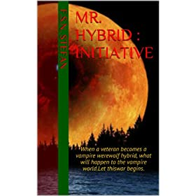 "Mr. Hybrid : Initiative (Mr. Hybrid Trilogy Book 1) (Kindle Edition) By F.S.N. Stefan          Buy new: $1.99          First tagged ""superhero"" by Tonnya Kendall ""Tonnya"""