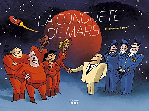 La conquête de Mars