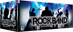 Buy Amazon.com: Playstation 2 Rock Band Special Edition: Video Games