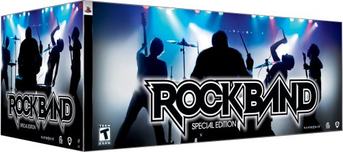 Playstation 2 Rock Band Special Edition