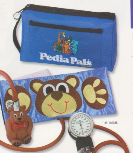 Cheap Pedia Pals Benjamin Bear Blood Pressure Kit Infant Size (B0027DUY90)