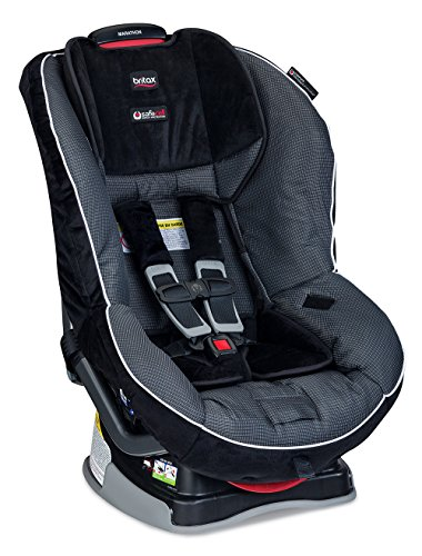 Learn More About Britax Marathon G4.1 Convertible Car Seat, Onyx