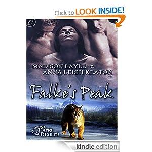Falke's Peak  - Anna Leigh Keaton,Madison Layle