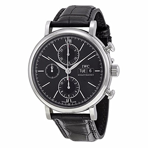 iwc-mens-portofino-42mm-black-leather-band-steel-case-sapphire-crystal-automatic-analog-watch-iw3910