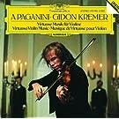 A Paganini - Virtuoso Violin Music