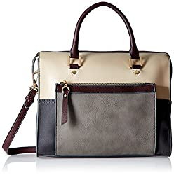 Accessorize Women's Handbag (Darks Multi)