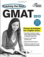 Cracking the New GMAT, 2013 Edition Front Cover