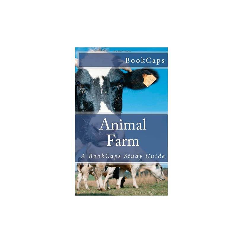 Animal Farm A Bookcaps Study Guide 9781475174649 On Popscreen