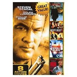8-Movie Action Pack V.3
