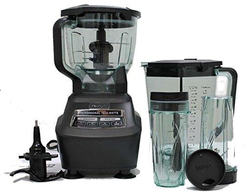 Ninja Mega Kitchen System Bl770 1500w 2hp Blender Food Processor Drink Maker