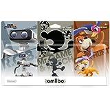 Amiibo Retro 3 pack (Exclusive)
