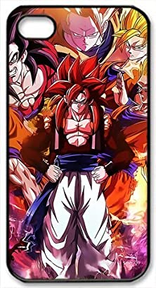 buy Hot Japanese Anime Manga Dragonball Z Cool Durable Case Cover For Iphone 6 Plus/6 Pluss Plus Including Dust Plug